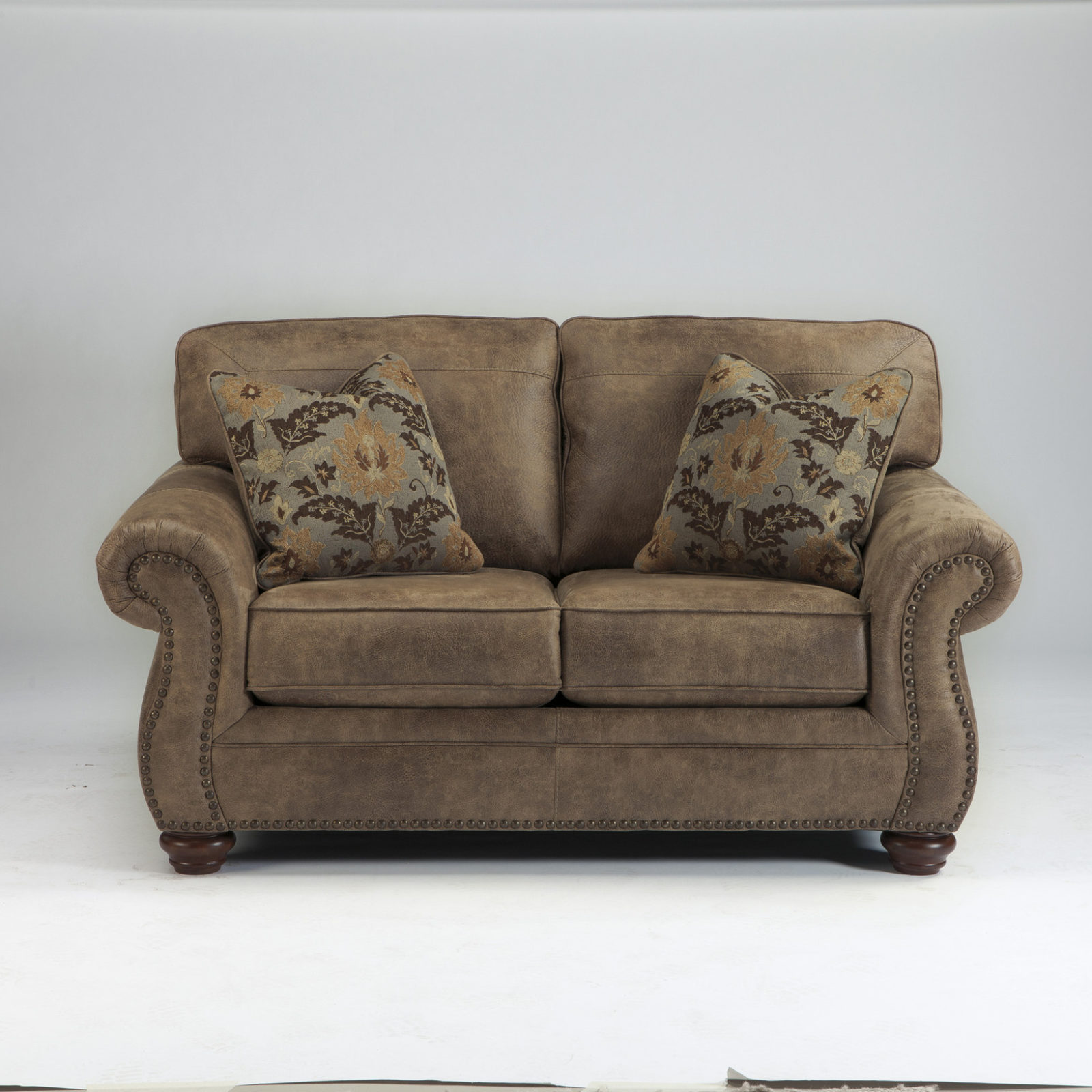 Signature Design Larkinhurst Loveseat Harrington Home Furniture