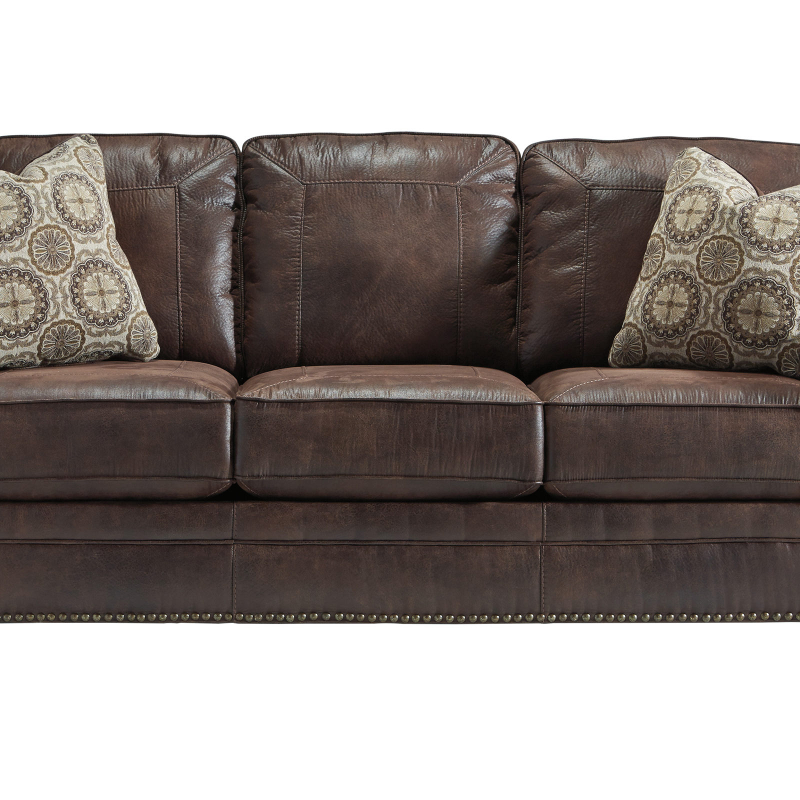 Loveseat Sofa Bed Ashley Furniture: Benchcraft Breville Queen Sofa Bed