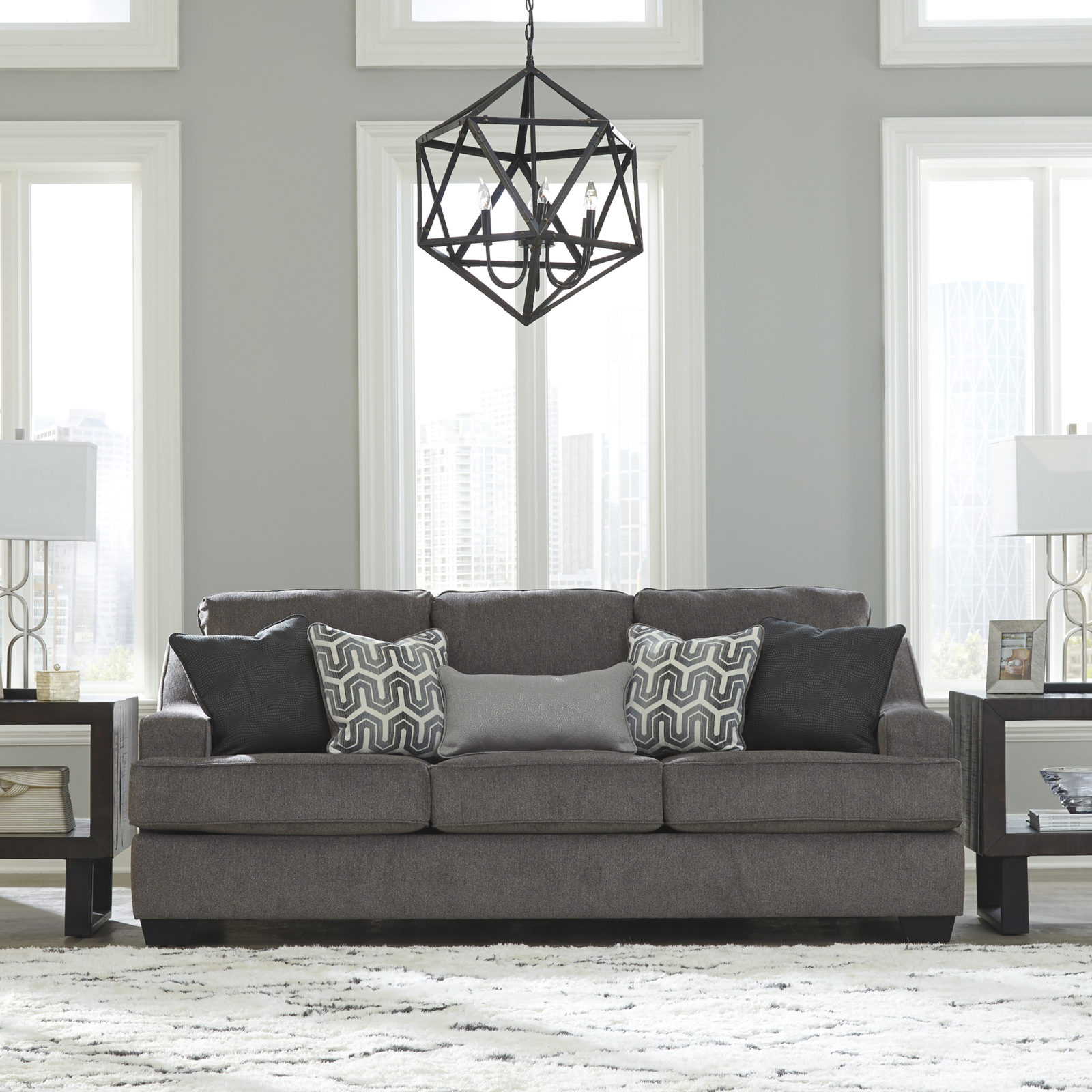 Signature Design Gilmer Sofa Harrington Home Furniture