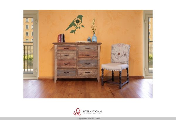 Ifd 961 Multi Color Chest Harrington Home Furniture