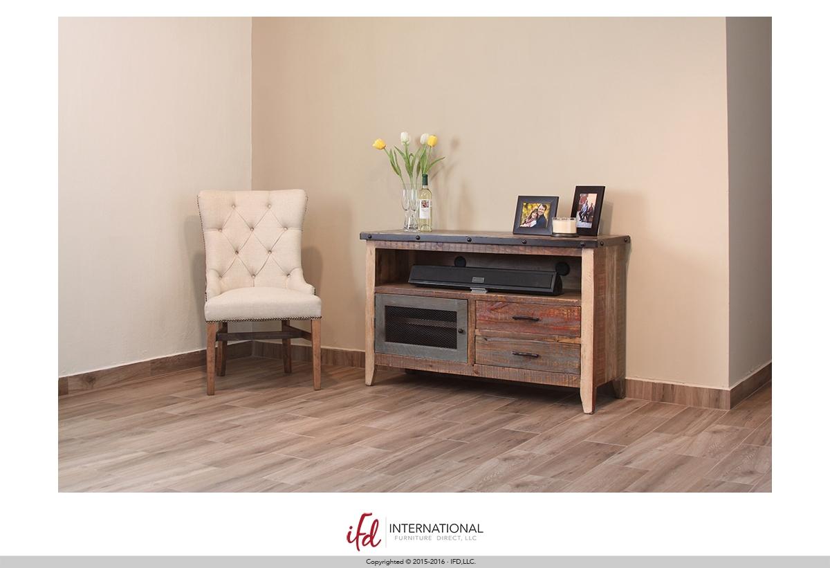 Ifd 966 52 Tv Stand Harrington Home Furniture