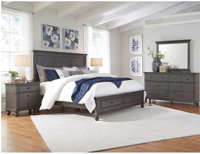 Corona 5-piece Queen Storage Bedroom Set